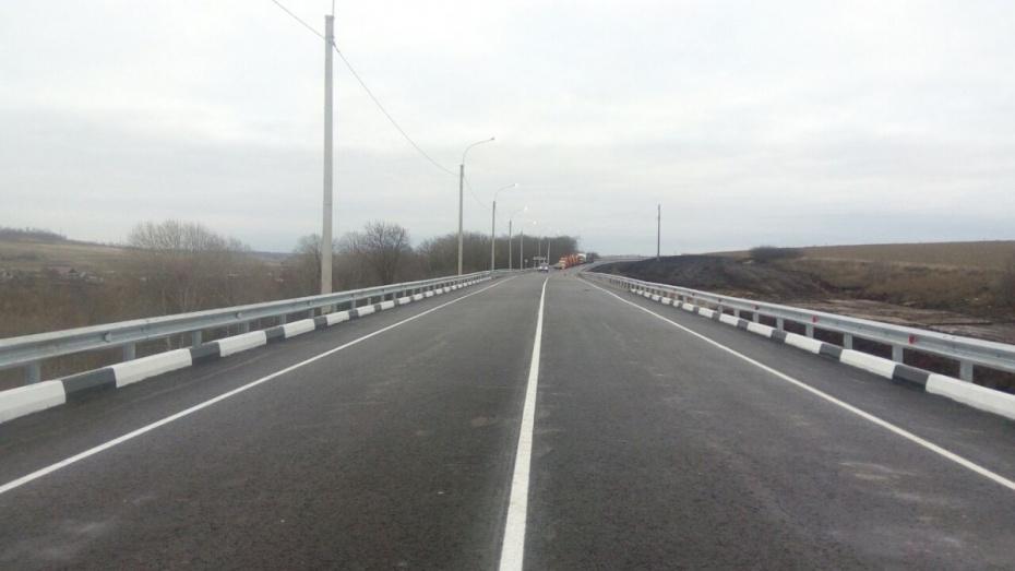 В Воронежской области отремонтировали около 42 км дорог