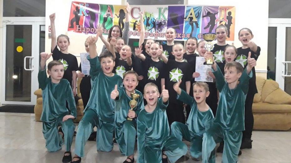 Лискинские танцоры стали лауреатами международного фестиваля «Зимняя Ривьера»