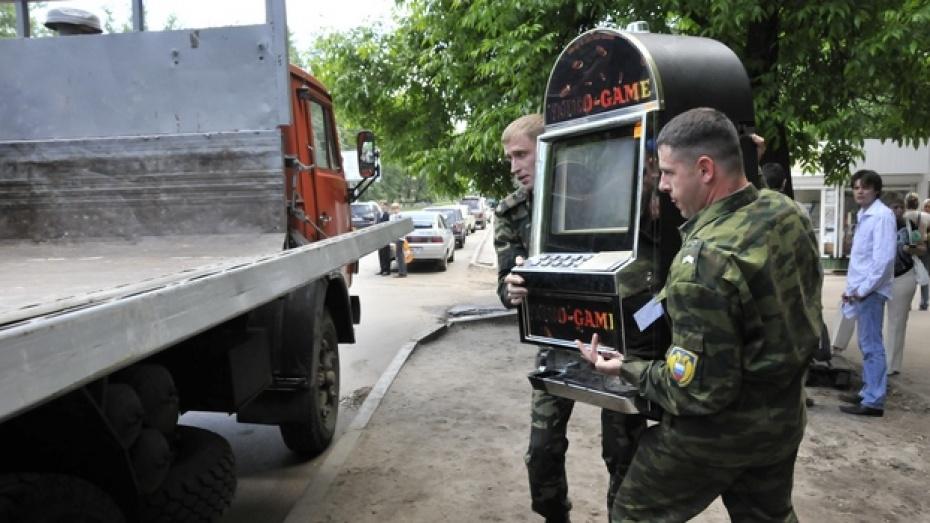 В Воронеже возбуждено уголовное дело по факту организации подпольного игрового клуба