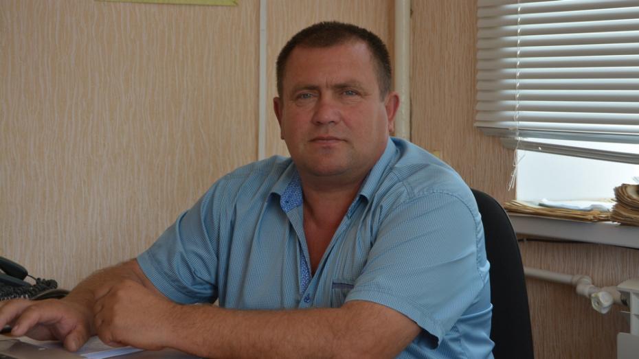 В Богучарском районе выбрали главу Твердохлебовского сельского поселения