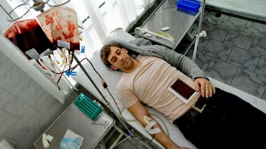 Минздрав выделит Воронежской области 148 миллионов рублей на развитие службы крови