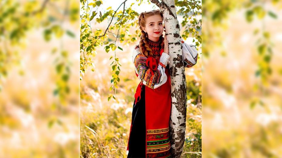 Подгоренскую вокалистку наградили Гран-при международного конкурса