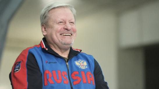 Люди Воронежа. Участник 9 Олимпиад Борис Рузин