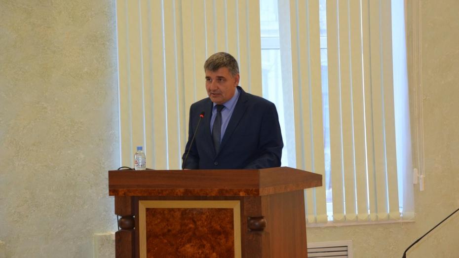 В Павловске выбрали председателя районного Совета народных депутатов