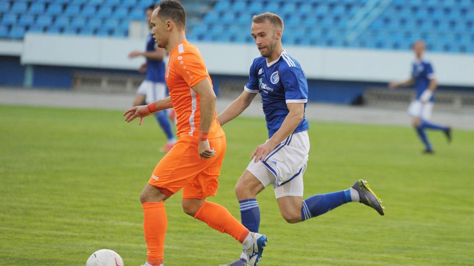 «Факел» сыграет с тульским «Арсеналом» в Воронеже 25 сентября