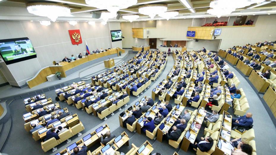 Госдума одобрила законопроект о повышении пенсионного возраста в I чтении