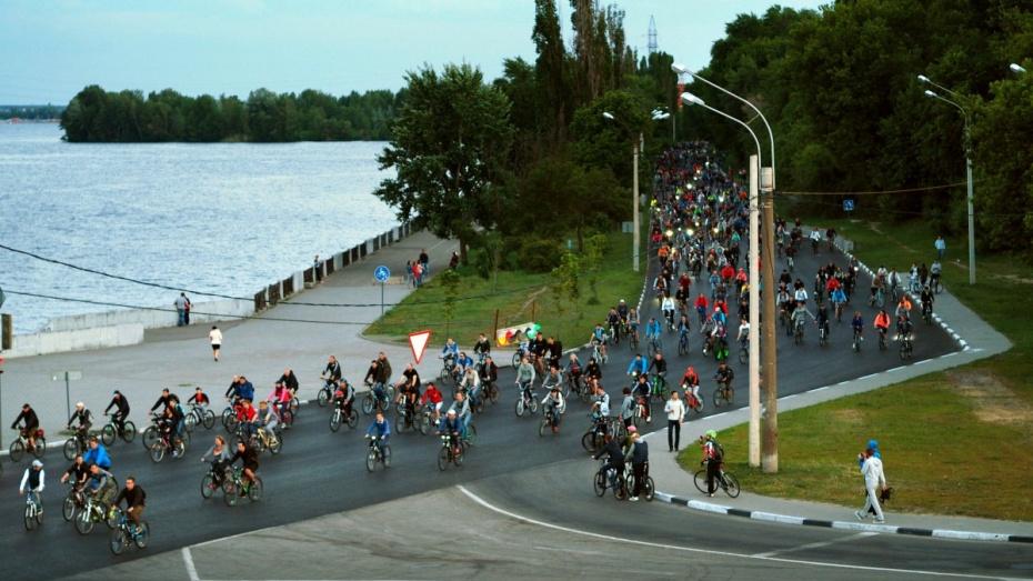 Чемпионат РФ повелоспорту нашоссе пройдёт вВоронеже летом