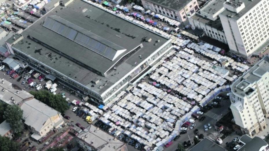 Мэр: реконструкция Центрального рынка – единственная возможность его сохранить