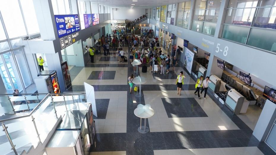 Летающие в Воронеж авиакомпании попали в рейтинг пунктуальности Росавиации
