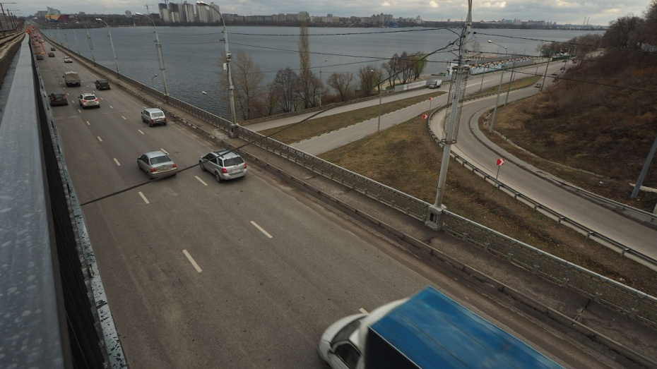 ВВоронеже планируют отремонтировать 4 моста