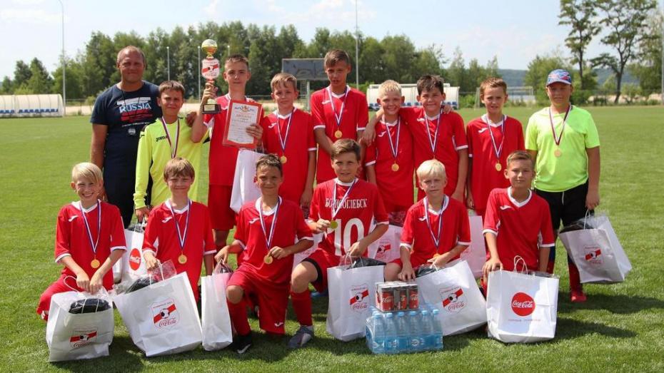 Борисоглебские футболисты представят регион на всероссийских соревнованиях «Кожаный мяч»