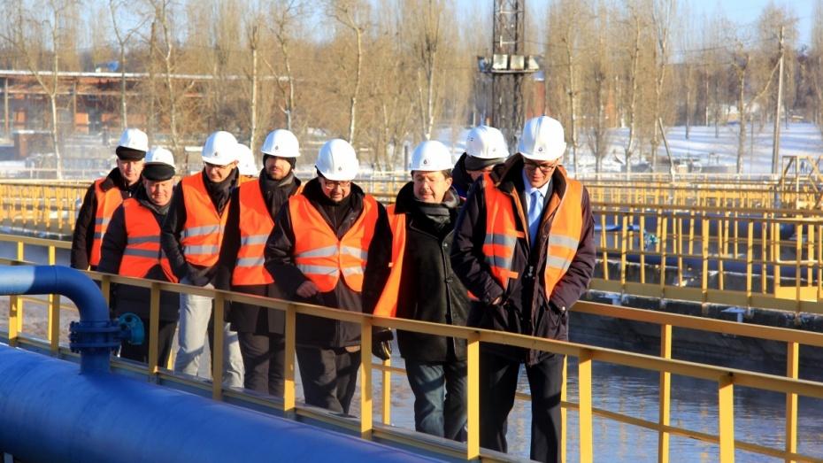 В Воронеже обсудили переработку осадка сточных вод