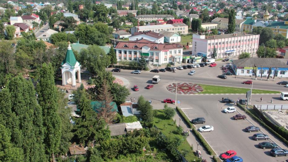 Новоусманцам предложили придумать название центральной площади