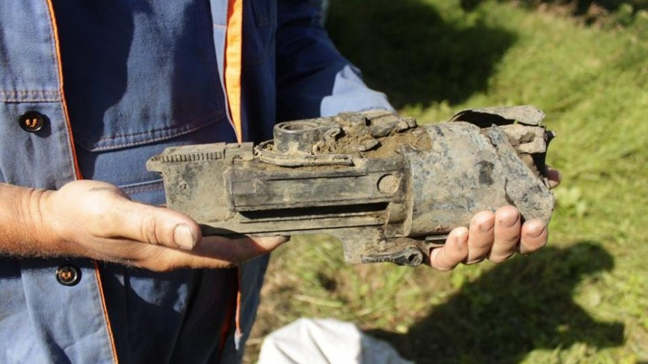 Воронежские поисковики нашли пропавший в 1942 году истребитель Як-1