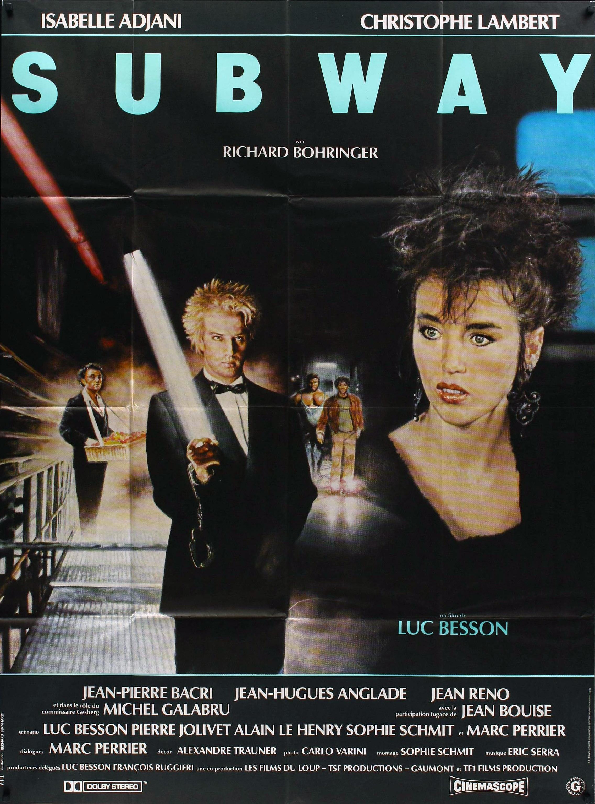 «Люк Бессон Список Фильмов» — 2008
